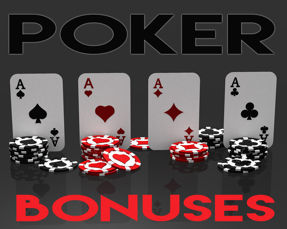 Poker Bonuses Are Frequent on Online Casino Sites, and They Can Make Playing Worth While!