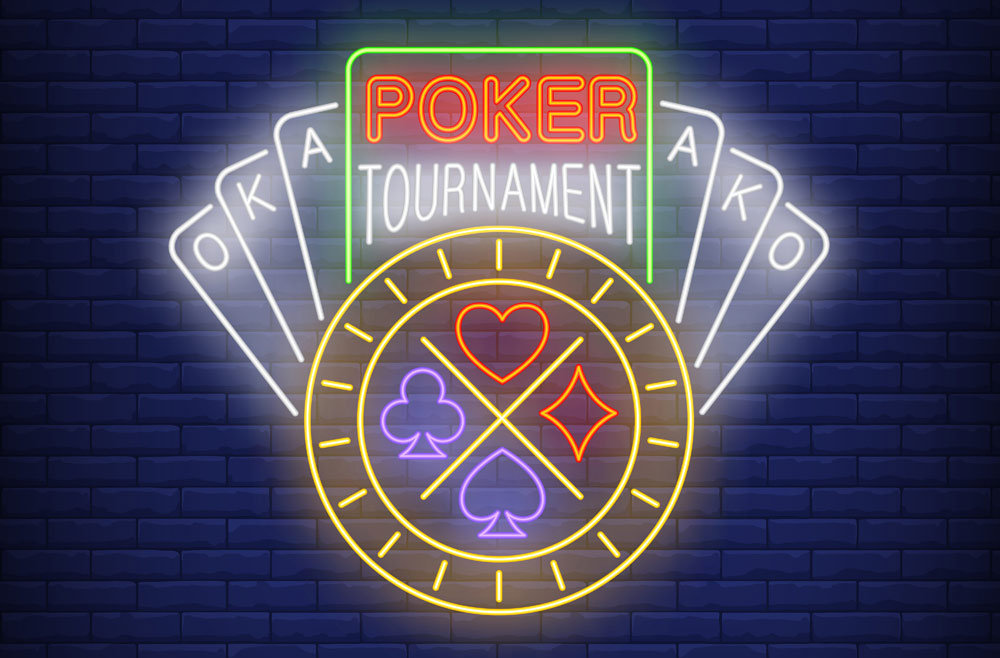 Free tips for getting started at the ARIA 2019 poker tournament!